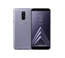 Samsung Galaxy A6 Plus 2018 3GB/32GB lavender ( SM A605FZVN SM A605FZVN 3336 A605 ORCHID GRAY A605FN/DS Galaxy A6 Plus Dual (2018) Lavender SM A605 LAVENDER SM A605FN/DS LAV SM A605FZVNDBT SM A605FZVNITV SM A605FZVNPHE SM A605FZVNSEB SM A605FZVNXEH SM A605FZVNXEO ) Mobilais Telefons
