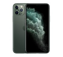 Apple iPhone 11 Pro 64GB Midnight Green ( MWC62 MWC62QN/A 11 Pro Midnight Green 704395 MWC62 Midnight Green MWC62ET MWC62ET/A MWC62PM/A ) Mobilais Telefons