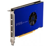AMD Radeon Pro WX 5100  8192 MB GDDR5  4x DP ( 100 505940 100 505940 100 505940 ) video karte