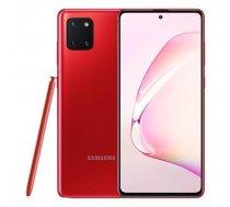 MOBILE PHONE GALAXY NOTE 10/LITE RED SM-N770FZRD SAMSUNG SM-N770FZRD ( JOINEDIT22692884 ) Mobilais Telefons