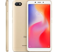 XIAOMI Redmi 6A 2GB/16GB Gold ( MZB6344EU PN100581 18988 BAL 18988 BAL* 3351 703646 M1804C3CG GOLD MZB6344EU REDMI 6A 16GB GOLD TKOXAOSMA0159 T MLX26128 XIAOMIREDMI6AGD ) Mobilais Telefons