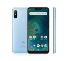 Xiaomi Mi A2 LITE 3GB/32GB blue ( MZB6400EU PN100588 19052 19052 BAL 24507 4142559 6941059608738 Mi A2 Lite 32GB Blue Mi A2 Lite Dual blue MZB6400EU PN100588 T MLX27756 XIAOMIMIA2LBL32 XMI MIA2LWB332 ) Mobilais Telefons