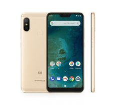 Xiaomi Mi A2 LITE 3GB/32GB gold ( MZB6399EU PN100586 19051 BAL 22259 BAL 24500 3256 6941059608714 6941059617938 703911 821011000010 A 4 Mi A2 Lite 32GB gold MI A2 LITE 32GB/4GB GOLD Mi A2 Lite Dual gold MZB6399EU PN100586 TKOXAOSMA0174 T MLX25472 XIAOMIMIA2LGD32 XMI MIA2LWG332 ) Mobilais Telefons