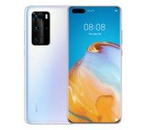 Huawei P40 Pro 8GB/256GB White ( 51095EXN 51095EXN 51095EXN P40Prowhite ) Mobilais Telefons