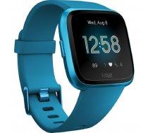Fitbit Versa Lite Fitness Tracker FB415BUBU OLED  Marina Blue  Touchscreen  Bluetooth  Built-in pedometer  Heart rate monitor  Waterproof ( FB415BUBU FB415BUBU FB415BUBU ) Viedais pulkstenis  smartwatch