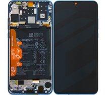 Huawei P30 Lite LCD / touchscreen module  blue 3734 ( JOINEDIT20341841 ) aksesuārs mobilajiem telefoniem