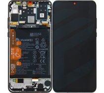 Huawei P30 Lite LCD / touchscreen module  black 3735 ( JOINEDIT20341836 ) aksesuārs mobilajiem telefoniem