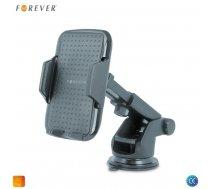 Forever CH-320 Universāls Auto stiprinājums (5 5-9cm) Melns ( T_0014770 T_0014770 ) Mobilo telefonu turētāji