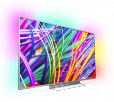 """TV 55"""" 4K TVs Philips 55PUS8303/12 ( 3840 x 2160 ; Android OS ; SmartTV ; DVB-T/T2 DVB-S/S2 DVB-C ; Ambilight ) ( 55PUS8303/12 55PUS8303/12 8157 ) LED Televizors"""