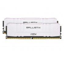 Ballistix 32GB Kit DDR4 2x16GB 2666 CL16 DIMM 288pin white ( BL2K16G26C16U4W BL2K16G26C16U4W BL2K16G26C16U4W ) operatīvā atmiņa
