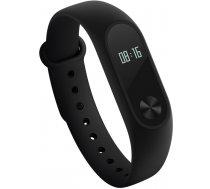 Xiaomi aktivitātes trekeris Mi Band 2  melns 6954176827524 6954176827524 ( JOINEDIT19597859 ) Viedais pulkstenis  smartwatch