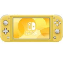 Nintendo Switch Lite yellow ( 10002291 10002291 10002291 6452681 KSLNINPRZ0005 NSH110 NSH110   45496452681 ) spēļu konsole