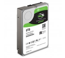 SEAGATE Barracuda 5400 8TB HDD SATA ( ST8000DM004 ST8000DM004 ST8000DM004 ) cietais disks