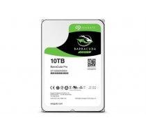 Internal HDD Seagate BarraCuda Pro 3.5'' 10TB SATA3 7200RPM 256MB ( ST10000DM0004 ST10000DM0004 ST10000DM0004 ) cietais disks