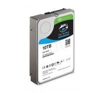 Seagate SkyHawk 3.5'' 10TB 7200RPM SATA3 256MB ( ST10000VX0004 ST10000VX0004 ST10000VX0004 ) cietais disks