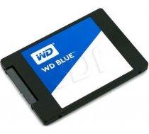 WD Blue SSD 250GB 2.5'' SATA3 R/W:550/525 MB/s 7mm 3D NAND ( WDS250G2B0A WDS250G2B0A ) SSD disks