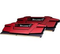 G.Skill RipjawsV DDR4 16GB (2x8GB) 3200MHz CL14 1.35V XMP 2.0 Red ( F4 3200C14D 16GVR F4 3200C14D 16GVR F4 3200C14D 16GVR ) operatīvā atmiņa
