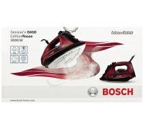 Iron steam BOSCH Sensixx'x DA50 TDA 503011P (3000W; red color) TDA 503011P ( JOINEDIT19832445 ) Gludeklis