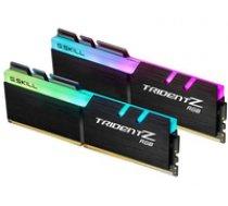 G.Skill DDR4 32 GB 3200-CL16 - Dual-Kit - Trident Z RGB ( F4 3200C16D 32GTZRX F4 3200C16D 32GTZRX F4 3200C16D 32GTZRX ) operatīvā atmiņa
