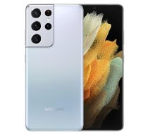 Samsung Galaxy S21 Ultra 5G Dual SIM 128GB SM-G998BZ Silver ( SM G998BZSDEUE SM G998BZSDEUE SM G998BZSDEUE ) Mobilais Telefons