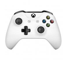 Microsoft Xbox ONE S Wireless Controller - White ( TF5 00004 KSLMI1KON0008 TF5 00004 Xbox One S Wireless Controller White ) spēļu konsoles gampad