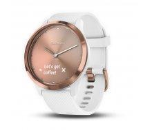 Garmin Vivomove HR Sport rozowo-zloto-bialy - S/M ( 010 01850 22 010 01850 22 ) Viedais pulkstenis  smartwatch