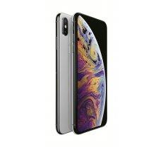 Apple iPhone XS MAX 64GB Silver (atj.) ( MT512 MT512ZD/A 3295 iPhone XS Max 64GB silver MT512 MT512CN/A MT512ET/A MT512FS/A MT512PM/A MT512ZD/A ) Mobilais Telefons