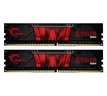 G.Skill Aegis DDR4 16GB (2x8GB) 3200MHz CL16 1.35V XMP 2.0 ( F4 3200C16D 16GIS F4 3200C16D 16GIS F4 3200C16D 16GIS ) operatīvā atmiņa