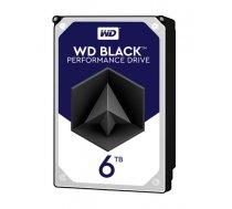 WESTERN DIGITAL 6TB BLACK 256MB 3.5IN SATA III 6GB/S 7200RPM WD6003FZBX ( JOINEDIT21066064 ) cietais disks