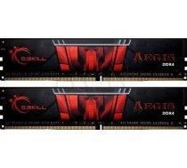 G.SKILL Aegis 16GB [2x8GB 3000MHz DDR4 CL16 1.35V DIMM] ( F4 3000C16D 16GISB F4 3000C16D 16GISB ) operatīvā atmiņa