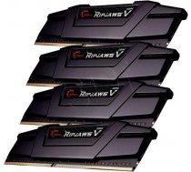 DDR4 32GB PC 3200 CL15 G.Skill KIT (4x8GB) 32GVK RipjawsV ( F4 3200C15Q 32GVK F4 3200C15Q 32GVK F4 3200C15Q 32GVK ) operatīvā atmiņa