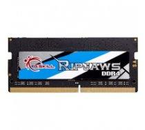 G.Skill Ripjaws DDR4 4GB 2400MHz CL16 SO-DIMM 1.2V ( F4 2400C16S 4GRS F4 2400C16S 4GRS F4 2400C16S 4GRS ) operatīvā atmiņa