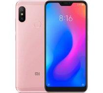 Xiaomi Redmi Note 6 Pro 3GB/32GB rose gold ( MZB6889EU 20333 20333 BAL 3463 6941059615064 MZB6889EU REDMI NOTE 6 PRO ROSE GOLD ) Mobilais Telefons