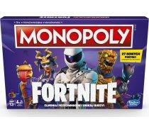 Hasbro Gra Monopoly Fortnite (E6603) (poļu valodā) ( 5010993602247 GXP 669764 ) galda spēle