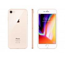 Apple iPhone 8 128GB Gold ( MX182 MX182ZD/A MX182CN/A MX182ET/A MX182PM/A MX182ZD/A ) Mobilais Telefons