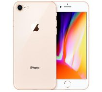 "Smartphone Apple iPhone 8 64GB Gold (4 7""; 1334 x 750; 64GB; 2 GB; golden color ) ( MQ6J2ET/A MQ6J2ET/A ) Mobilais Telefons"