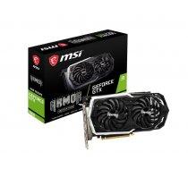 MSI GeForce GTX 1660 ARMOR 6G OC  ARMOR Fan  6GB GDDR6  HDMI  3xDP ( GTX 1660 ARMOR 6G OC GTX 1660 ARMOR 6G OC ) video karte
