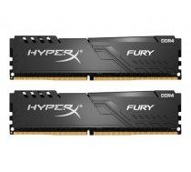 Kingston HyperX FURY 32GB 2400MHz DDR4 CL15 DIMM (Kit of 2) Black ( HX424C15FB3K2/32 HX424C15FB3K2/32 ) operatīvā atmiņa