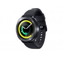 Samsung Gear Sport R600  Black ( SM R600NZKAXEO SM R600NZKA SM R600NZKA SM R600NZKADBT SM R600NZKANEE SM R600NZKAPHN SM R600NZKASEB SM R600NZKAXAR SM R600NZKAXEO ) Viedais pulkstenis  smartwatch