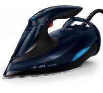 Philips Azur Elite GC5036/20 Black  3000 W  Steam iron  Continuous steam 70 g/min  Steam boost performance 260 g/min  Auto power off  Anti-d ( GC5036/20 7115 GC5036/20 ) Gludeklis