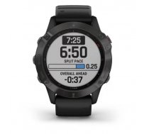 Garmin fenix 6 Pro black/black ( 010 02158 02 010 02158 02 010 02158 02 ) Viedais pulkstenis  smartwatch