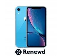 MOBILE PHONE IPHONE XR 64GB/BLUE RND-P11764 APPLE RENEWD RND-P11764 ( JOINEDIT24215414 ) Mobilais Telefons