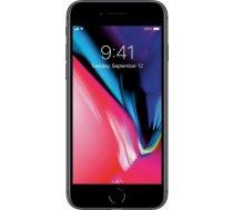 "Smartphone Apple iPhone 8 64GB Space Gray (4 7""; 1334 x 750; 64GB; 2 GB Space Gray) ( MQ6G2ET/A MQ6G2ET/A ) Mobilais Telefons"