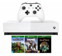 Xbox One S 1TB SOT + Minecraft + Fortnite V Bucks 889842529081 NJP-00059 ( JOINEDIT22764384 )