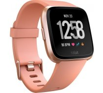 Fitbit Versa peach/rose gold ( FB505RGPK EU FB505RGPK EU FB505RGPK EU ) Viedais pulkstenis  smartwatch