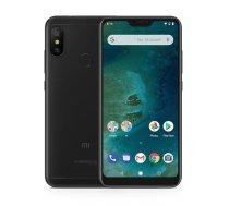 Xiaomi Mi A2 LITE 3GB/32GB black (Atjaunots  garantija 3 mēneši) ( MZB6401EU REF PN100587 ) Mobilais Telefons
