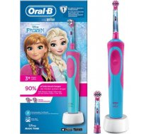 Braun Oral-B Stages Power The ice queen - Fully Unapologetically  electric toothbrush(purple / blue) 4210201202721 ( JOINEDIT20374449 ) mutes higiēnai
