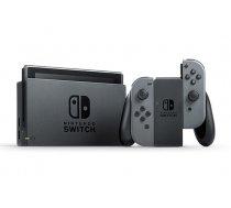 Nintendo Switch grey Joy-Con V2 (10002431) ( 10002199 10002199 ) spēļu konsole