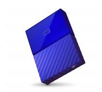 External HDD WD My Passport 2.5'' 3TB USB 3.0 Blue ( WDBYFT0030BBL WESN WDBYFT0030BBL WESN WDBYFT0030BBL WESN ) Ārējais cietais disks