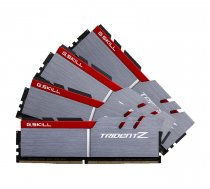 DDR4 32GB PC 3200 CL14 G.Skill KIT (4x8GB) 32GTZ Trident Z ( F4 3200C14Q 32GTZ F4 3200C14Q 32GTZ F4 3200C14Q 32GTZ ) operatīvā atmiņa